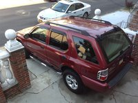 Picture of 2004 Isuzu Rodeo S 4WD, exterior