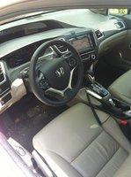 Picture of 2013 Honda Civic EX-L w/ Navigation, interior
