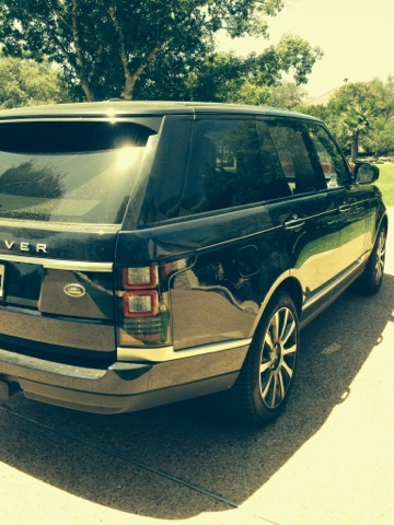 Picture of 2014 Land Rover Range Rover Autobiography