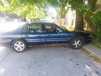 Picture of 1998 Pontiac Bonneville 4 Dr SE Sedan, exterior