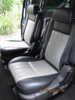 Picture of 2006 Mercury Monterey Luxury, interior