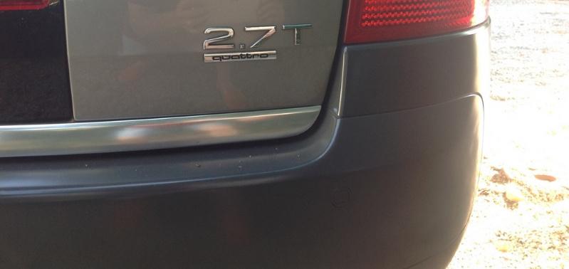 2002 Audi Allroad Quattro