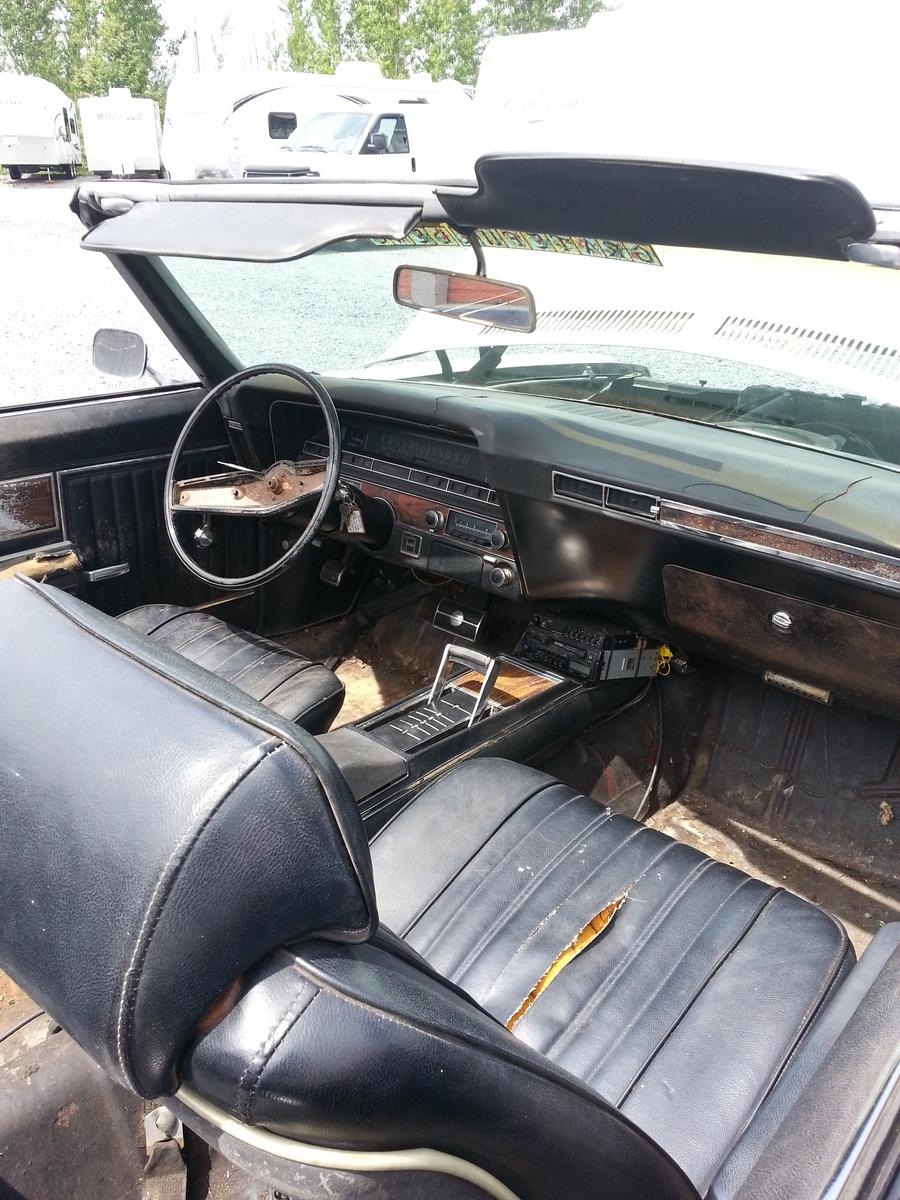 1969 Chevrolet Impala Interior Pictures Cargurus