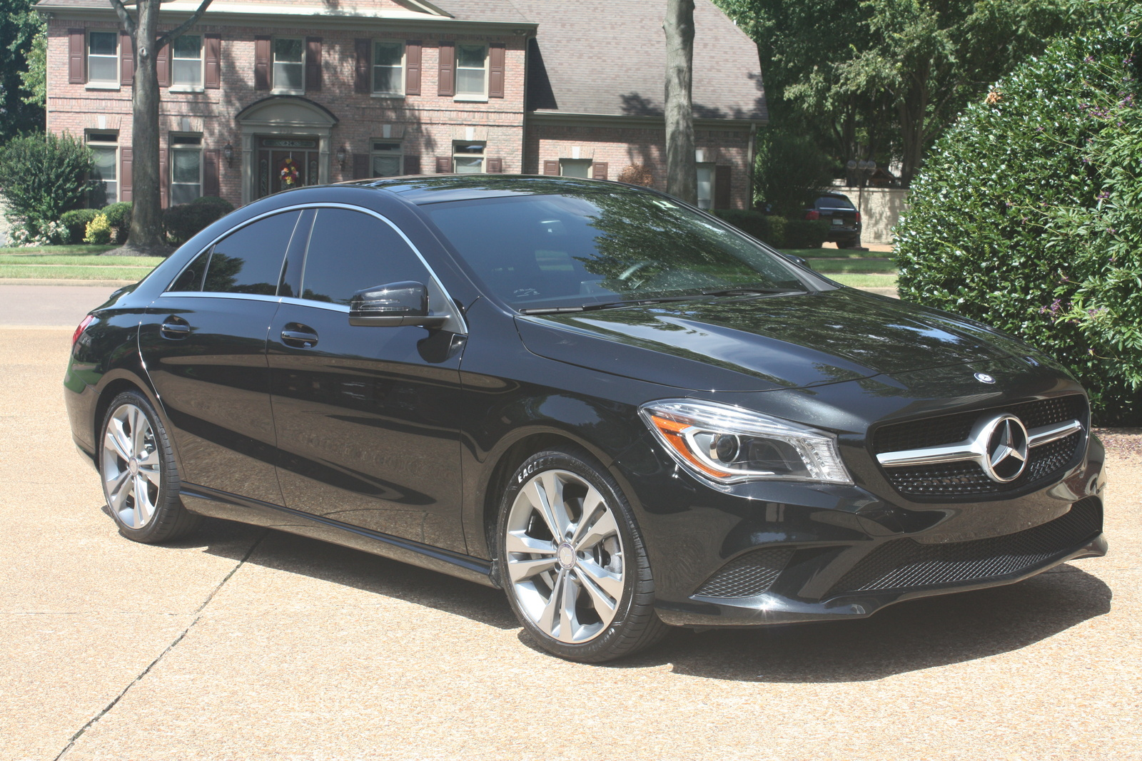 2014 mercedes benz cla class test drive review cargurus for Mercedes benz cla coupe 2014