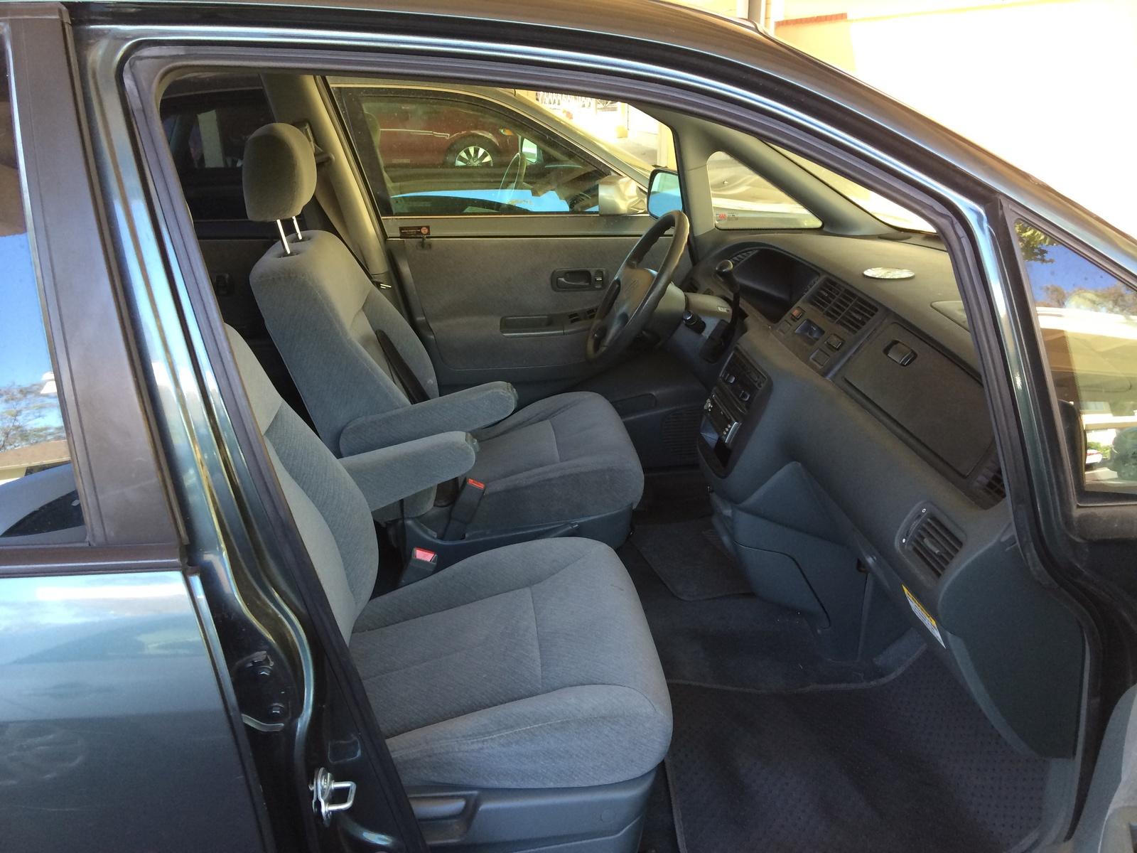 1998 Honda Odyssey Interior Pictures Cargurus