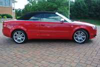 Picture of 2007 Audi S4 quattro Cabriolet, exterior, gallery_worthy