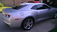 Picture of 2013 Chevrolet Camaro LT2, exterior