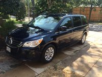 Picture of 2012 Volkswagen Routan SE w/ RSE, exterior