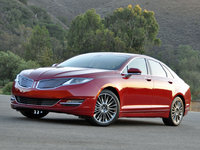 2014 Lincoln MKZ Overview
