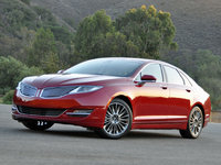 2014 Lincoln MKZ Reserve Package Summer Tire Handling Package Ruby Red Paint