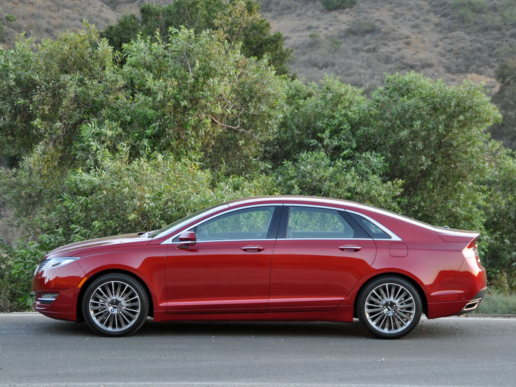 2014 Lincoln MKZ - Test Drive Review - CarGurus