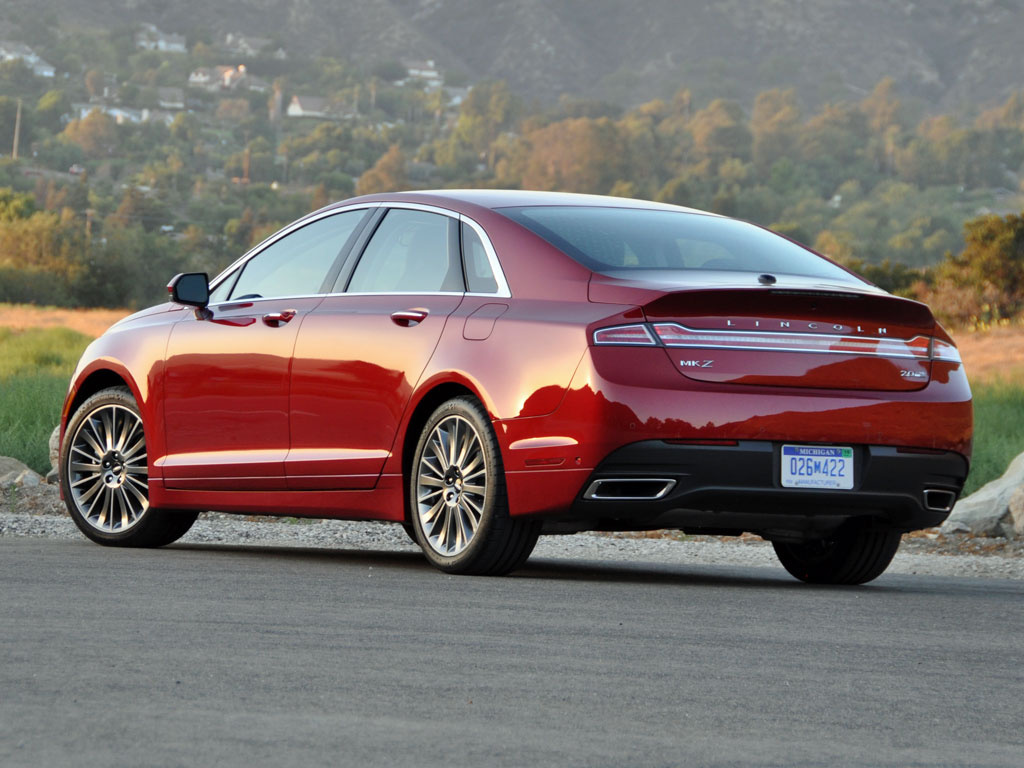 2014 Lincoln MKZ Base AWD, 2014 Lincoln MKZ Reserve Package Summer ...