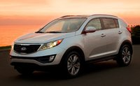 2015 Kia Sportage, Front-quarter view, exterior, manufacturer, gallery_worthy