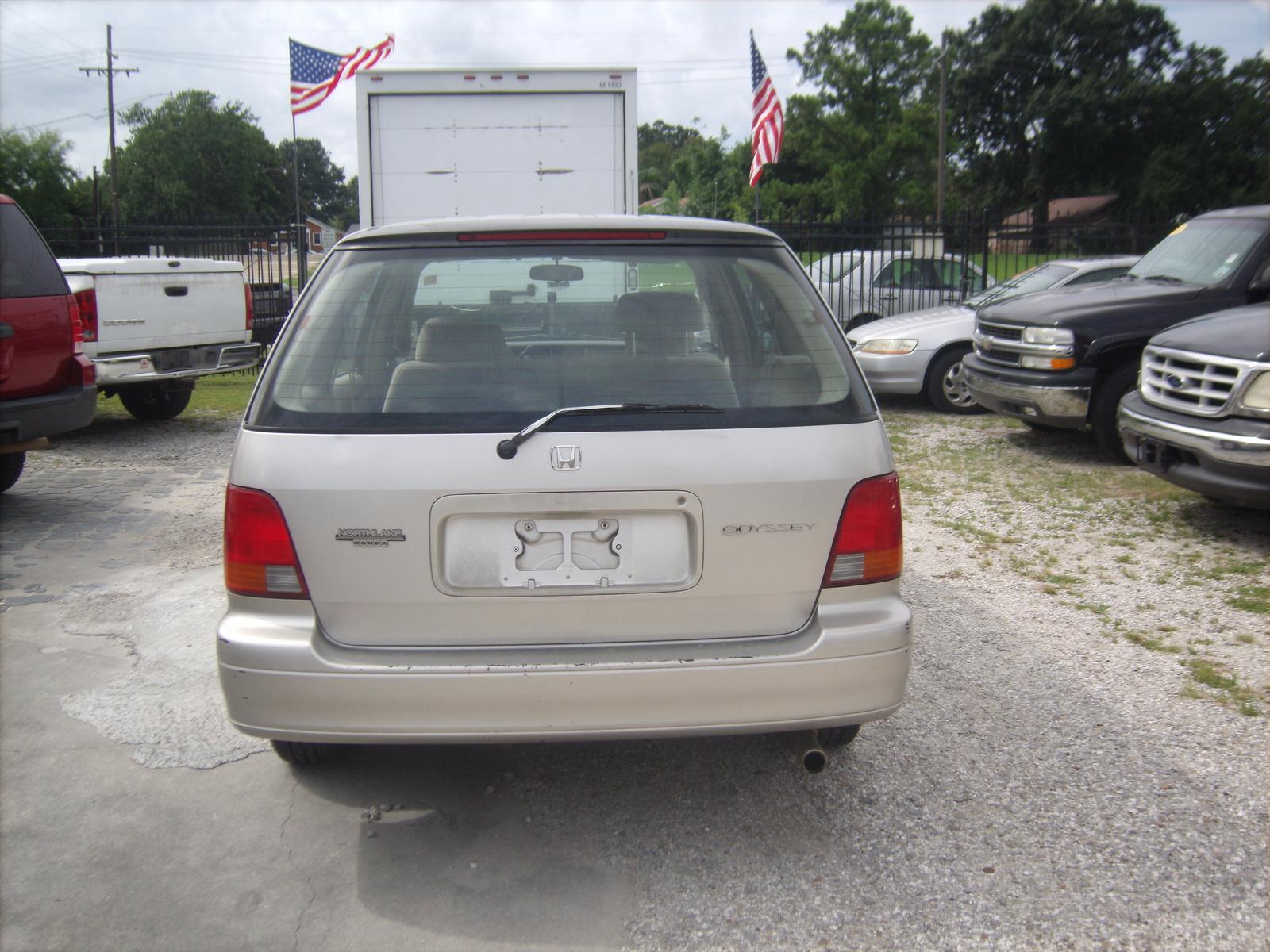 Picture of 1997 Honda Odyssey 4 Dr EX Passenger Van