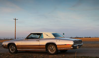 1968 Ford Thunderbird, Nebraska Platte River Valley, exterior