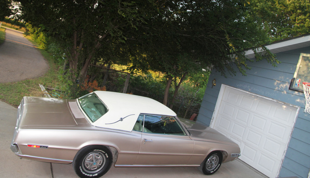 1968 Ford Thunderbird, Nebraska (Photo: July 2014), exterior, gallery_worthy