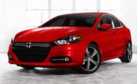 2015 Dodge Dart, Front-quarter view, exterior, manufacturer, gallery_worthy