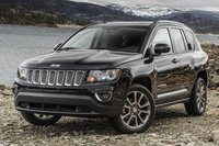 2015 Jeep Compass, Front-quarter view, exterior, manufacturer, gallery_worthy