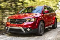 2015 Dodge Journey, Front-quarter view, exterior, manufacturer
