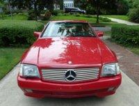 Picture of 1995 Mercedes-Benz SL-Class 2 Dr SL500 Convertible, exterior