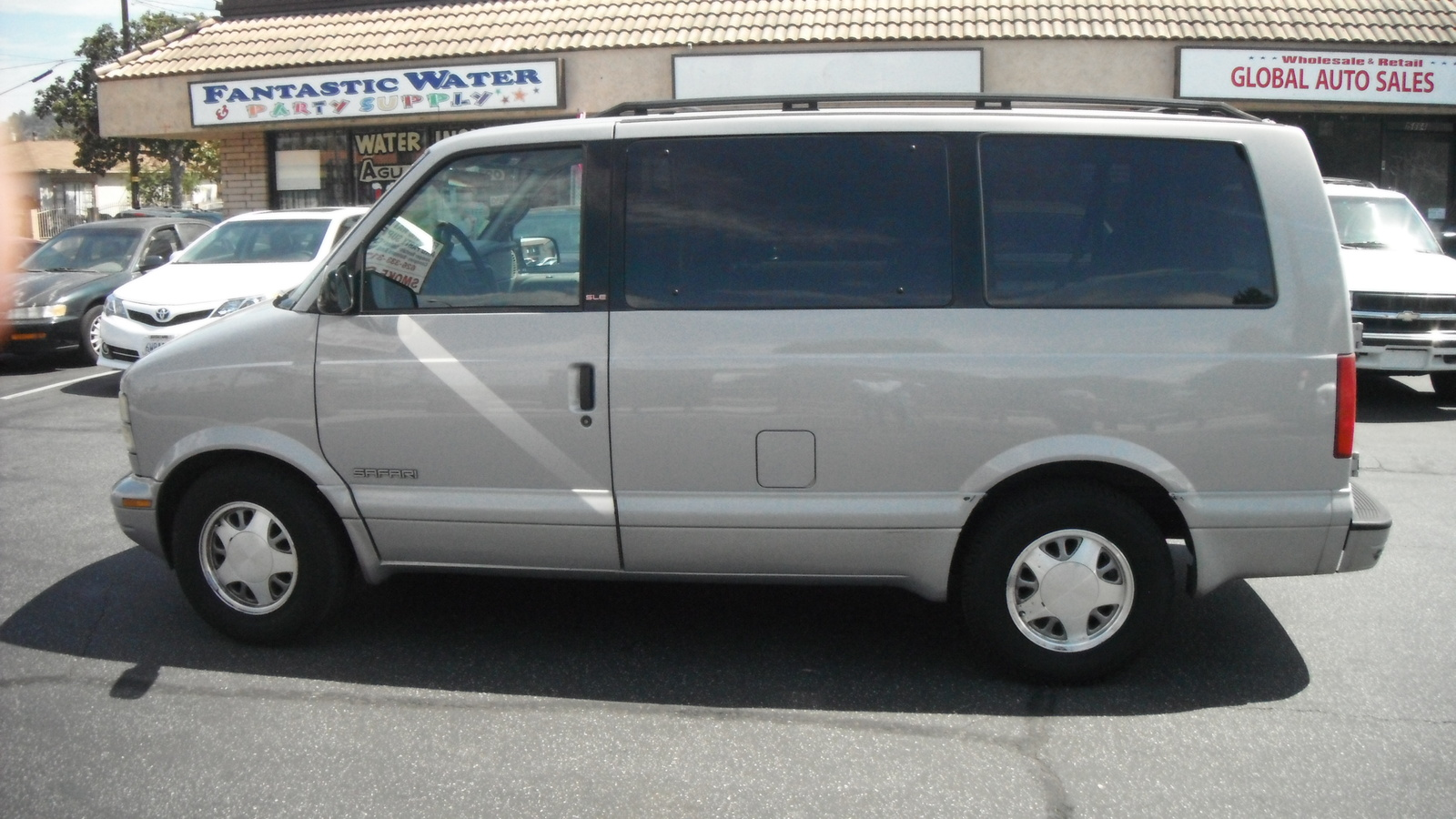 Picture of 2000 GMC Safari 3 Dr SLT AWD Passenger Van Extended