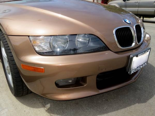 2002 BMW Z3
