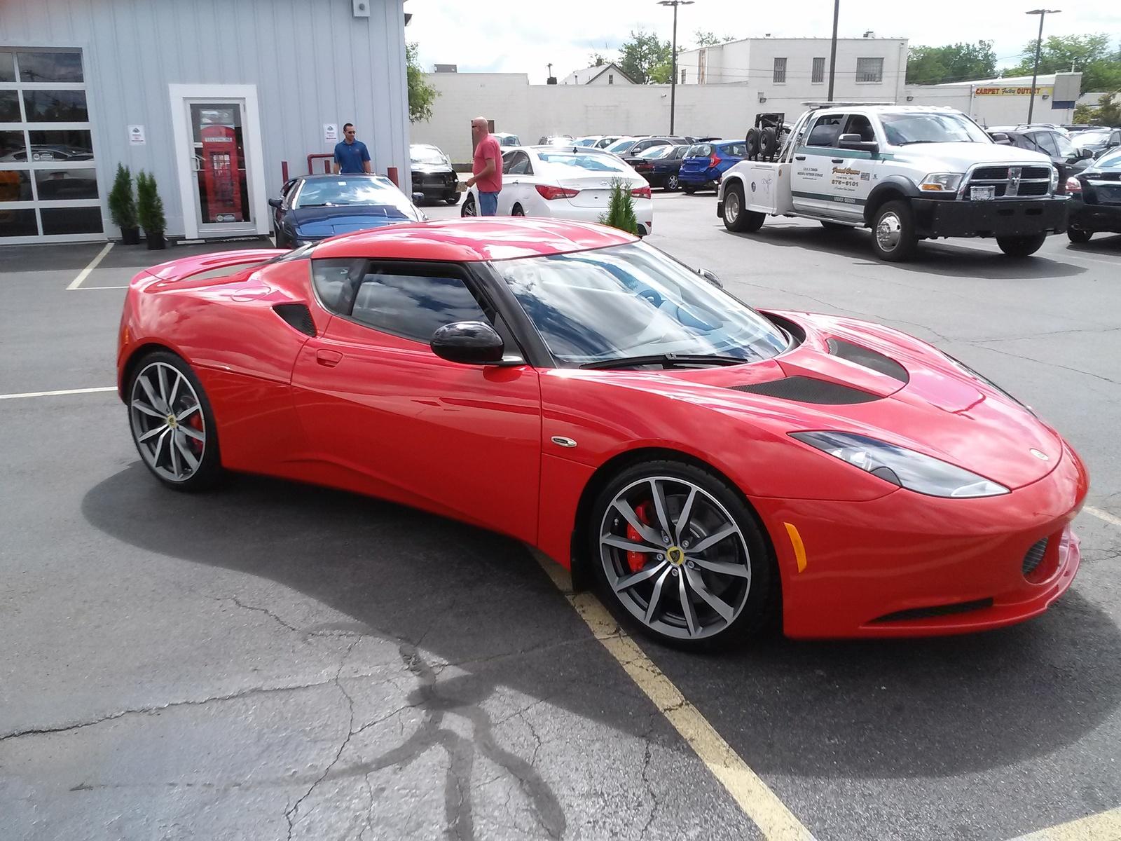 Picture of 2014 Lotus Evora S 2+2
