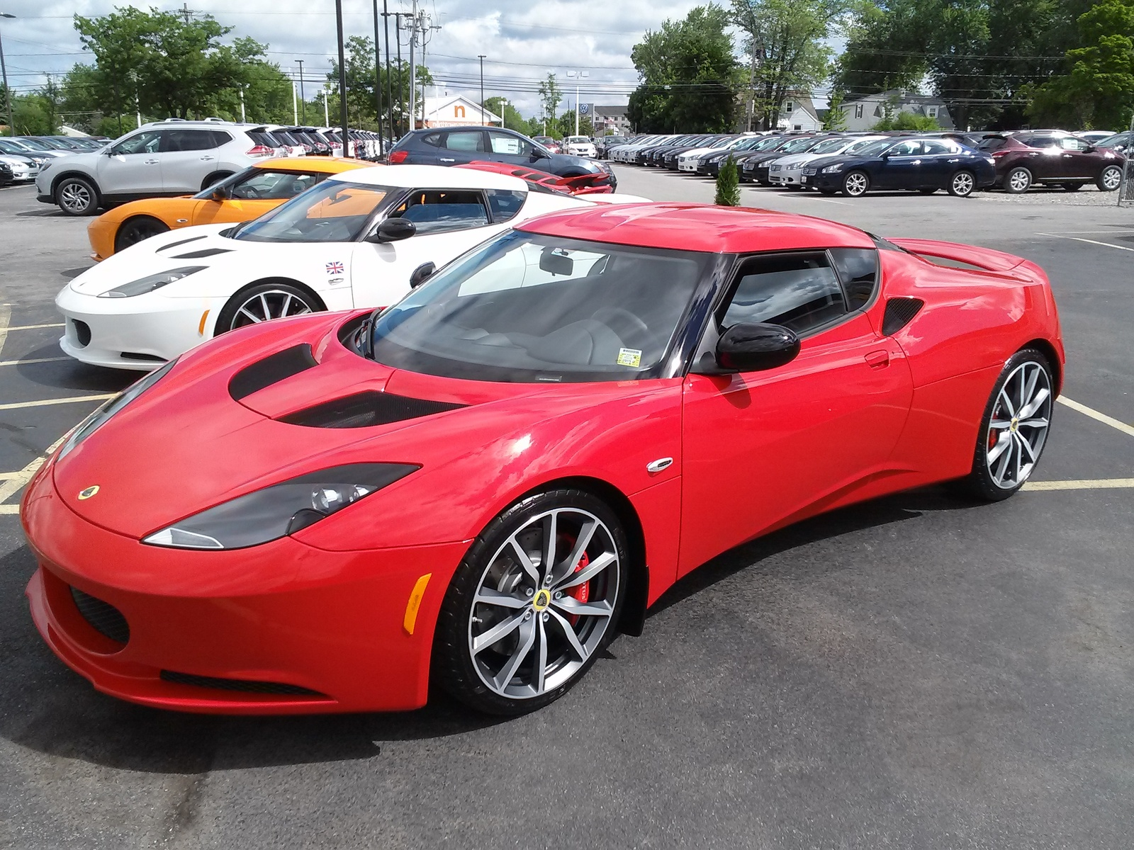 Picture of 2014 Lotus Evora S 2+2
