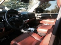 Picture of 2012 Toyota Tundra Limited CrewMax 5.7L FFV 4WD, interior