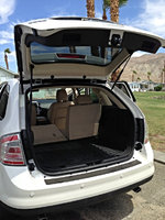 Picture of 2010 Ford Edge Limited, interior