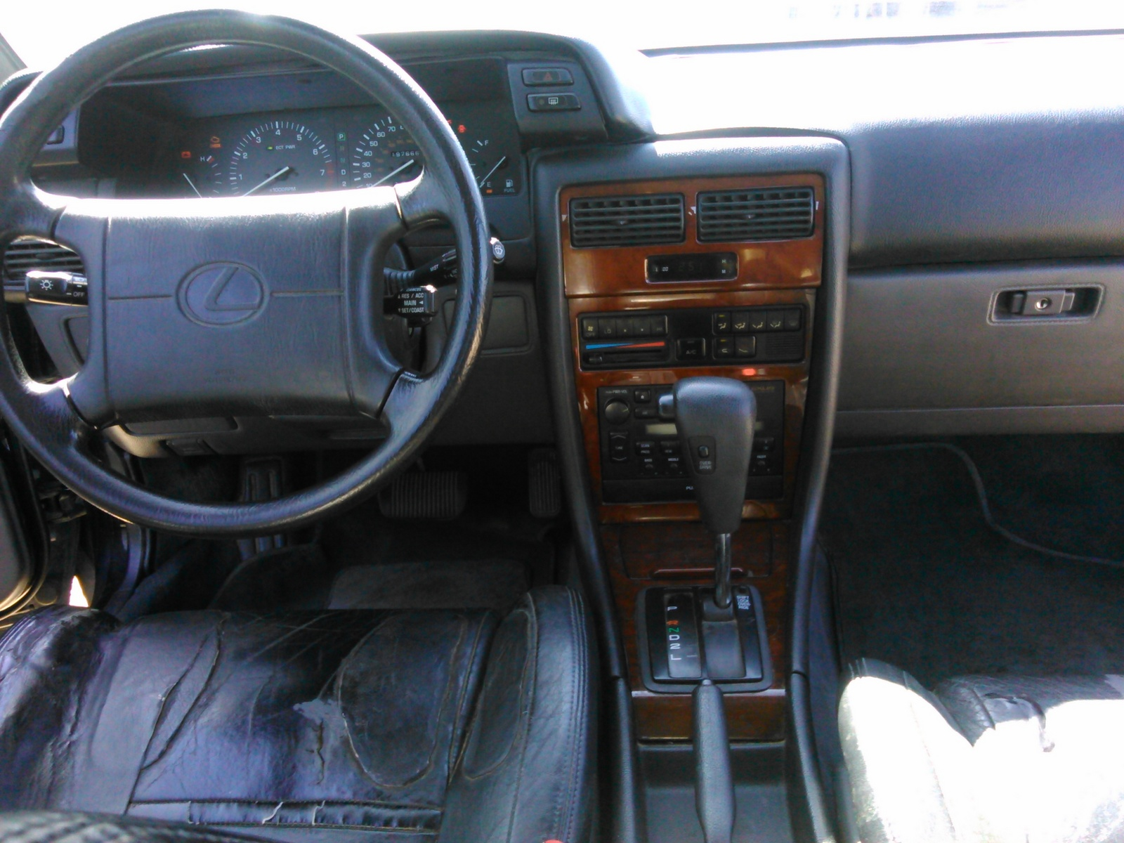 1990 Lexus Es 250 Interior Pictures Cargurus