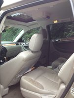 Picture of 2008 Chrysler Pacifica Limited AWD, interior