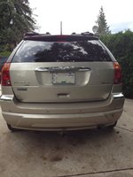Picture of 2008 Chrysler Pacifica Limited AWD, exterior