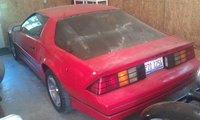 Picture of 1990 Chevrolet Camaro IROC Z, exterior, gallery_worthy