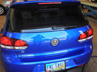 Picture of 2012 Volkswagen Golf R 2-Door AWD with Sunroof and Navigation, exterior, gallery_worthy