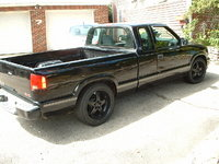 Picture of 1998 GMC Sonoma 2 Dr SLE Extended Cab SB, exterior