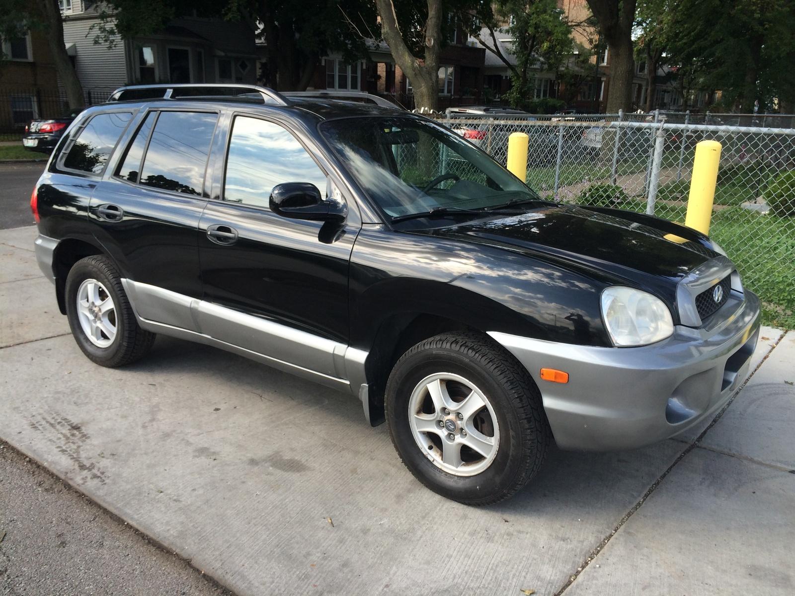 2002 Hyundai Santa Fe Pictures Cargurus