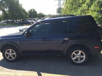 Picture of 2002 Land Rover Freelander 4 Dr S AWD SUV, exterior