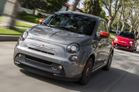 2015 Fiat 500e Overview