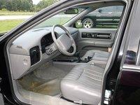 1995 Chevrolet Impala 4 Dr SS Sedan picture, interior