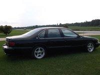 1995 Chevrolet Impala 4 Dr SS Sedan, 1996 Chevrolet Impala 4 Dr SS Sedan picture, exterior