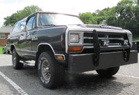 1987 Dodge Ramcharger Overview
