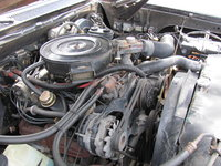Picture of 1987 Dodge Ramcharger, engine