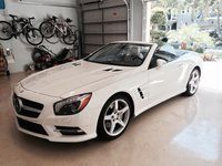 Picture of 2014 Mercedes-Benz SL-Class SL550 Roadster