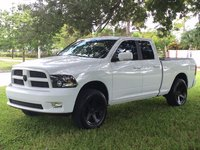 2011 Ram 1500 Sport Crew Cab 5.5 ft. Bed 4WD picture