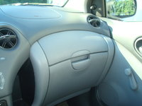 2002 Toyota ECHO 4 Dr STD Sedan picture, interior