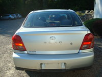 2002 Toyota ECHO 4 Dr STD Sedan picture, exterior