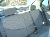Picture of 2002 Toyota ECHO 4 Dr STD Sedan, interior