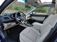 2015 Subaru Legacy 2.5i Limited, interior, gallery_worthy