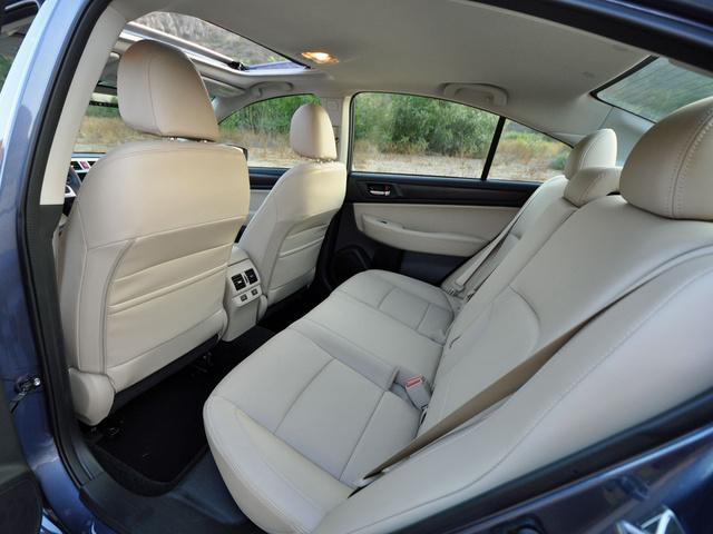 2015 Subaru Legacy 2.5i Limited, interior, gallery_worthy